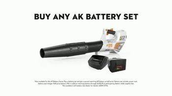 STIHL TV Spot, 'Real STIHL: AP Batteries' - Thumbnail 6
