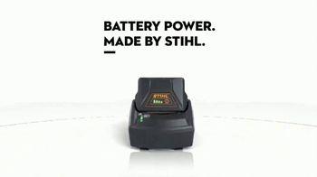 STIHL TV Spot, 'Real STIHL: AP Batteries' Song by Sacha James Collisson - Thumbnail 8