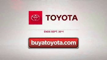 Toyota Last Chance Clearance TV Spot, 'Correction: 4Runner and Highlander' [T2] - Thumbnail 7