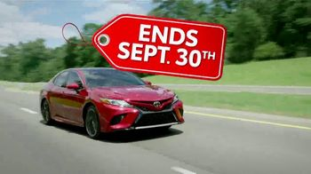 Toyota Last Chance Clearance TV Spot, 'Correction: 4Runner and Highlander' [T2] - Thumbnail 6