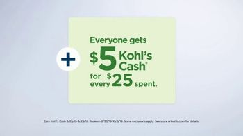 Kohl's Lowest Prices of the Season TV Spot, 'Levi's, Kid's Tops and Kitchen Electrics' - Thumbnail 5