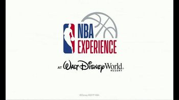 Disney World NBA Experience TV Spot, 'World Champions' - Thumbnail 10