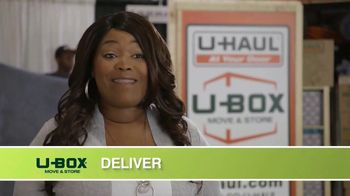 U-Haul U-Box TV Spot, 'No More Hassle: One Month Free' - Thumbnail 9