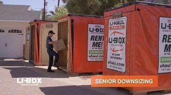 U-Haul U-Box TV Spot, 'No More Hassle: One Month Free' - Thumbnail 4