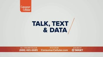 Consumer Cellular TV Spot, 'The Best Fit: Plans $15+ a Month' - Thumbnail 10