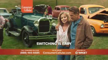 Consumer Cellular TV Spot, 'The Best Fit: Plans $15+ a Month' - Thumbnail 4
