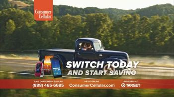 Consumer Cellular TV Spot, 'The Best Fit: Plans $15+ a Month' - Thumbnail 5