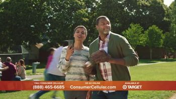 Consumer Cellular TV Spot, 'The Best Fit: Plans $15+ a Month' - Thumbnail 6