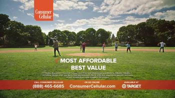 Consumer Cellular TV Spot, 'The Best Fit: Plans $15+ a Month' - Thumbnail 7