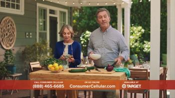 Consumer Cellular TV Spot, 'The Best Fit: Plans $15+ a Month' - Thumbnail 8