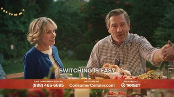 Consumer Cellular TV Spot, 'The Best Fit: Plans $15+ a Month' - Thumbnail 9