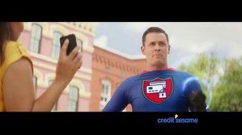 Credit Sesame TV Spot, 'Super Hero'
