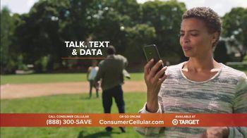Consumer Cellular TV Spot, 'Baseball' - Thumbnail 5