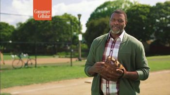 Consumer Cellular TV Spot, 'Baseball' - Thumbnail 7