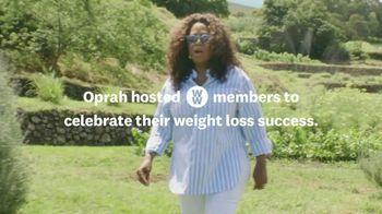 WW TV Spot, 'Members Celebrate Their Success' Featuring Oprah Winfrey - 166 commercial airings
