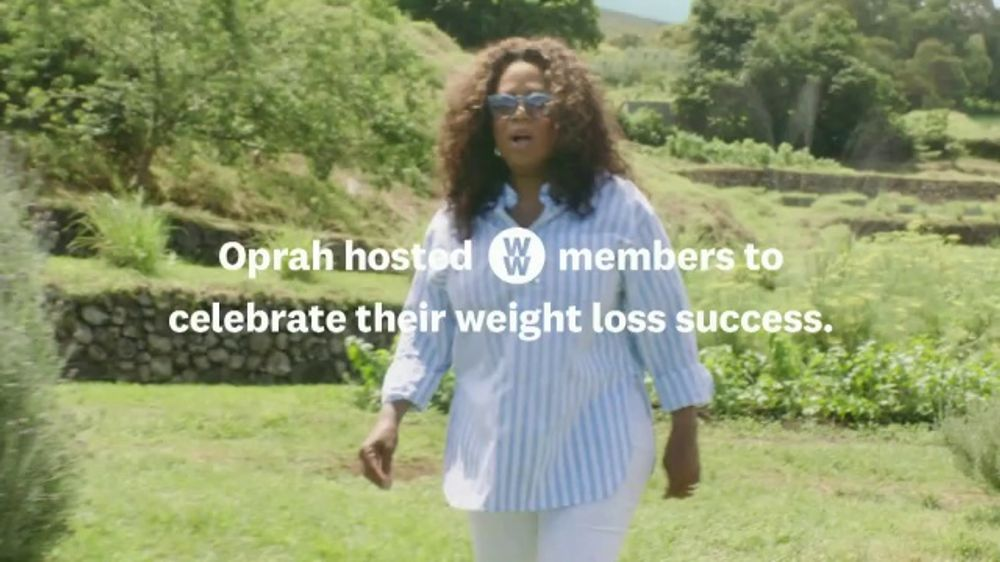 WW TV Commercial, 'Members Celebrate Their Success' Featuring Oprah Winfrey