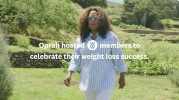 WW TV Spot, 'Members Celebrate Their Success' Featuring Oprah Winfrey - 166 commercial airings