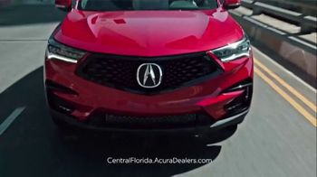 2019 Acura MDX TV Spot, 'Exciting Teams to Watch' [T2] - Thumbnail 1