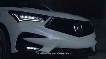 2019 Acura MDX TV Spot, 'Exciting Teams to Watch' [T2] - Thumbnail 2