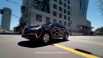 2019 Acura MDX TV Spot, 'Exciting Teams to Watch' [T2] - Thumbnail 3
