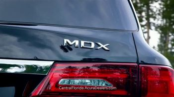 2019 Acura MDX TV Spot, 'Exciting Teams to Watch' [T2] - Thumbnail 4
