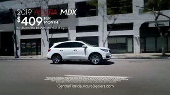 2019 Acura MDX TV Spot, 'Exciting Teams to Watch' [T2] - Thumbnail 5