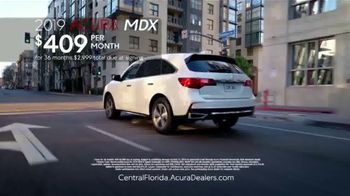 2019 Acura MDX TV Spot, 'Exciting Teams to Watch' [T2] - Thumbnail 6