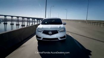 2019 Acura MDX TV Spot, 'Exciting Teams to Watch' [T2] - Thumbnail 7