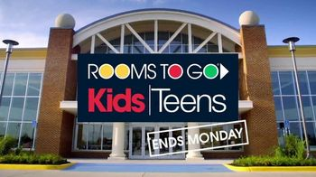 Rooms to Go Kids & Teens TV Spot, 'Dream Big'