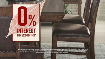 Ashley HomeStore The Fall Sale TV Spot, 'Final Week' Song by Midnight Riot - Thumbnail 7