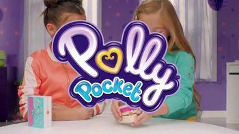 Polly Pocket Birthday Cake Bash Compact TV Spot, 'Hidden Surprise Inside' - Thumbnail 1