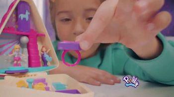 Polly Pocket Birthday Cake Bash Compact TV Spot, 'Hidden Surprise Inside' - Thumbnail 3