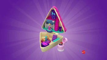 Polly Pocket Birthday Cake Bash Compact TV Spot, 'Hidden Surprise Inside' - Thumbnail 7