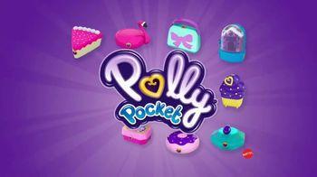 Polly Pocket Birthday Cake Bash Compact TV Spot, 'Hidden Surprise Inside' - Thumbnail 8