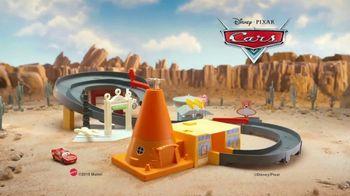 Disney Pixar Cars Radiator Springs Track Set TV Spot, 'Wins the Race' - Thumbnail 9