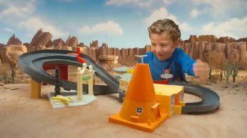 Disney Pixar Cars Radiator Springs Track Set TV Spot, 'Wins the Race' - Thumbnail 2