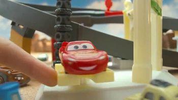 Disney Pixar Cars Radiator Springs Track Set TV Spot, 'Wins the Race' - Thumbnail 6