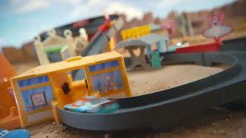 Disney Pixar Cars Radiator Springs Track Set TV Spot, 'Wins the Race' - Thumbnail 7
