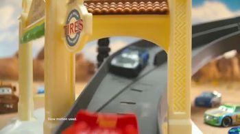 Disney Pixar Cars Radiator Springs Track Set TV Spot, 'Wins the Race' - Thumbnail 8
