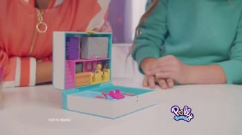 Polly Pocket Mini Middle School Compact TV Spot, 'Disney Junior: School Book' - Thumbnail 1
