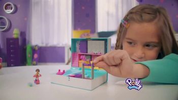 Polly Pocket Mini Middle School Compact TV Spot, 'Disney Junior: School Book' - Thumbnail 4