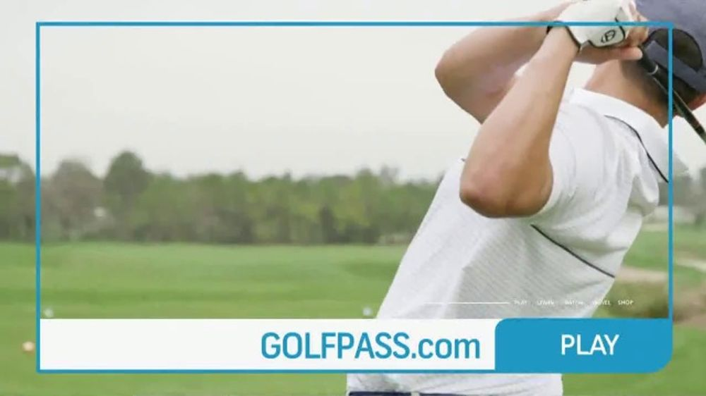 GolfPass TV Commercial, 'Exclusive TaylorMade Gifts'