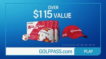 GolfPass TV Spot, 'Exclusive TaylorMade Gifts' - Thumbnail 4