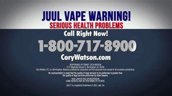 Cory Watson Law TV Spot, 'Juul E-Cigarette Warning' - Thumbnail 5