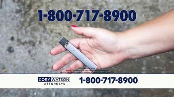 Cory Watson Law TV Spot, 'Juul E-Cigarette Warning' - Thumbnail 2
