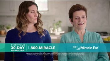 Miracle-Ear Anniversary Sale TV Spot, 'Listen & Learn: Melissa & Deborah'