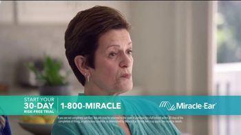 Miracle-Ear Anniversary Sale TV Spot, 'Listen & Learn: Melissa & Deborah' - Thumbnail 5