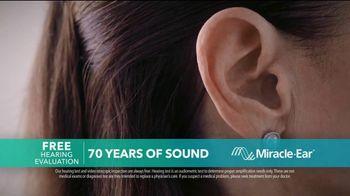 Miracle-Ear Anniversary Sale TV Spot, 'Listen & Learn: Melissa & Deborah' - Thumbnail 7
