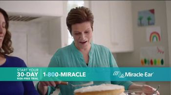 Miracle-Ear Anniversary Sale TV Spot, 'Listen & Learn: Melissa & Deborah' - Thumbnail 8