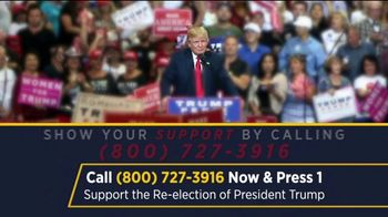 Great America PAC TV Spot, '2020 Re-Election Support' - Thumbnail 1